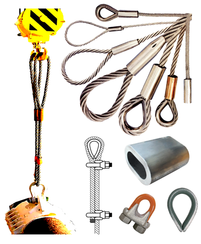 Wire Rope Assemblies and Accessories